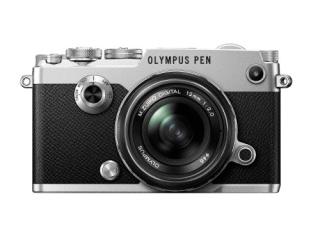 オリンパス(OLYMPUS)の代表作:ミラーレス一眼レフカメラ PEN-Fの画像