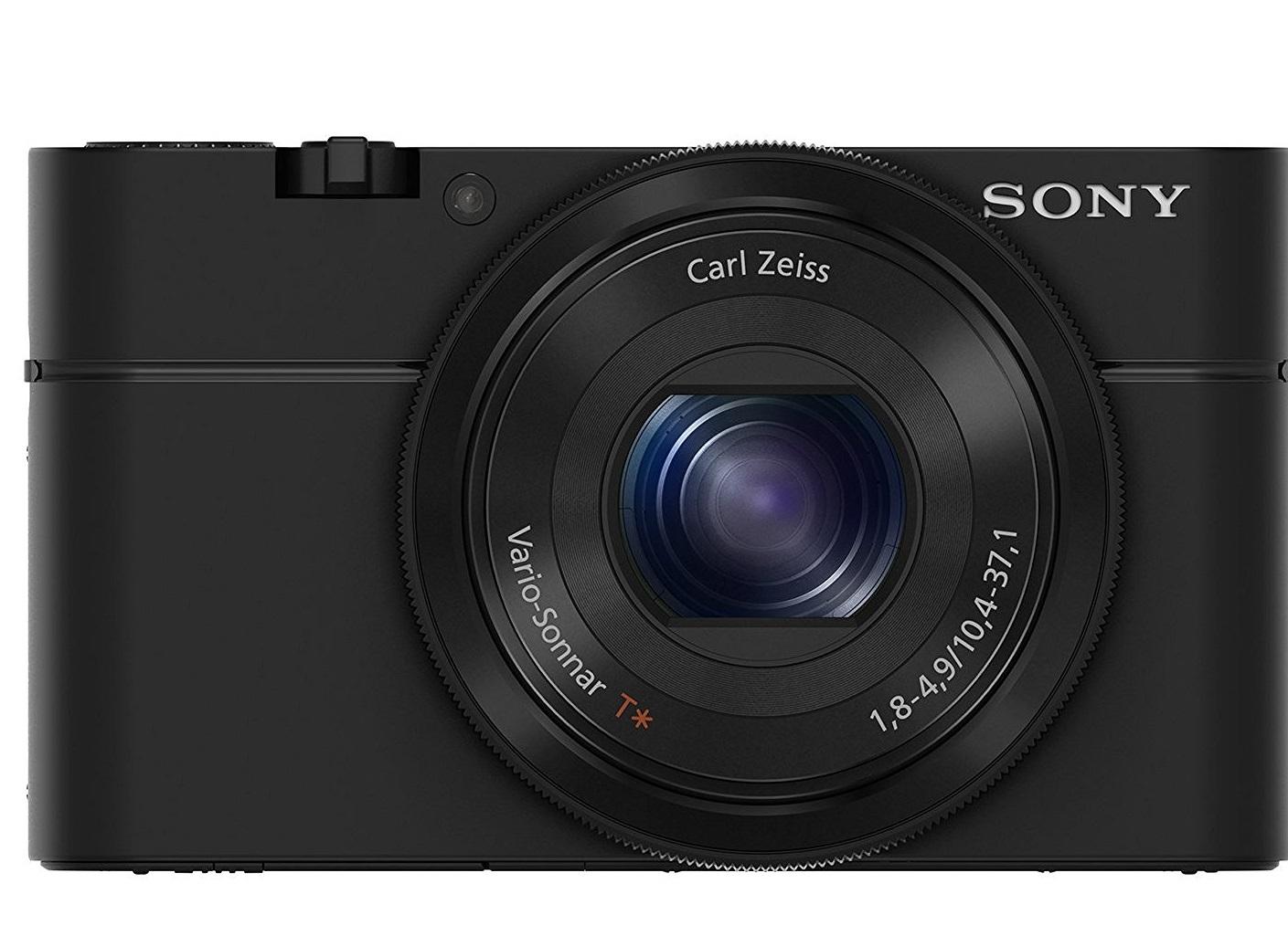 デジタルスチルカメラ DSC-RX100M4の画像