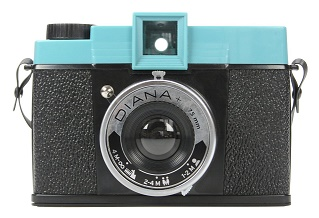 Diana+(ダイアナ プラス)のトイカメラなど24点を