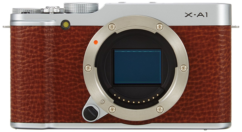 富士フィルム(FUJIFILM)の代表作:ミラーレス一眼レフカメラ X-A1の画像