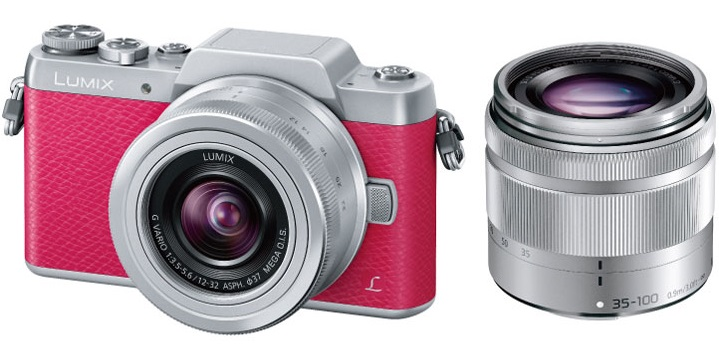 LUMIX ミラーレスカメラの画像