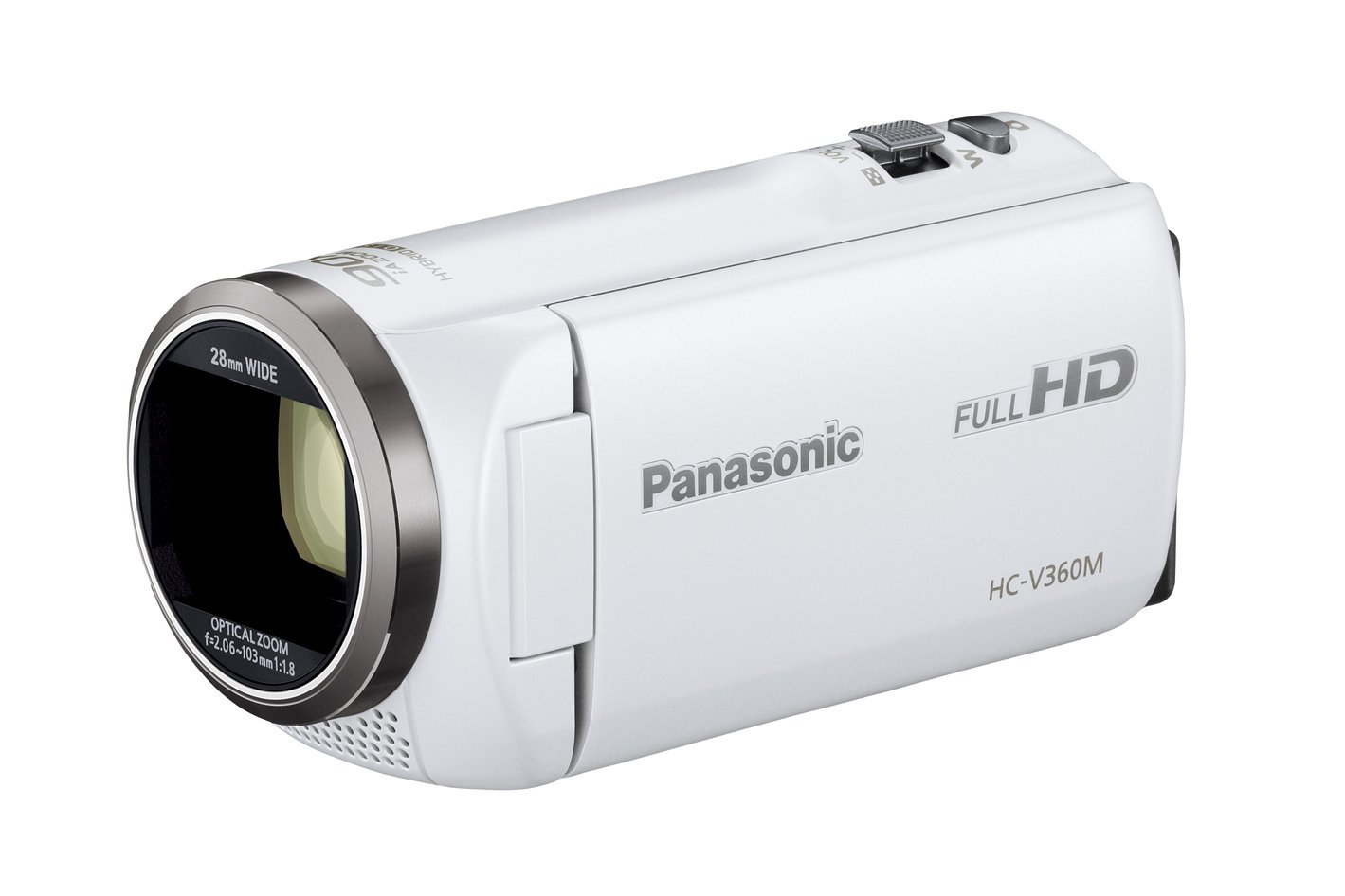 Panasonic HDビデオカメラ V360Mの画像