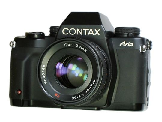 CONTAX(コンタックス)のフィルムカメラなど計11点を