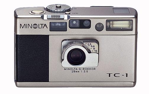 MINOLTA(ミノルタ)のコンパクトカメラなど計3点を