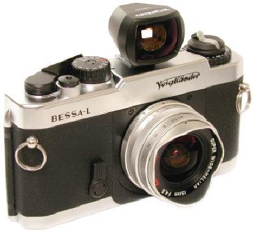 Voigtlander(フォクトレンダー)のフィルムカメラなど計4点を