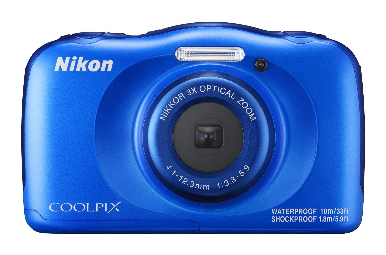 ニコン(Nikon)COOLPIX W100など計2点を