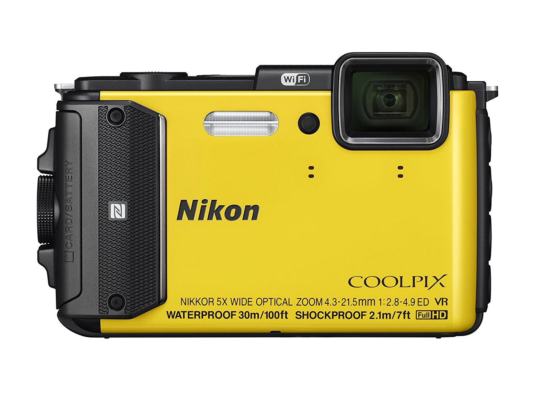 ニコン(Nikon)AW130など計5点を