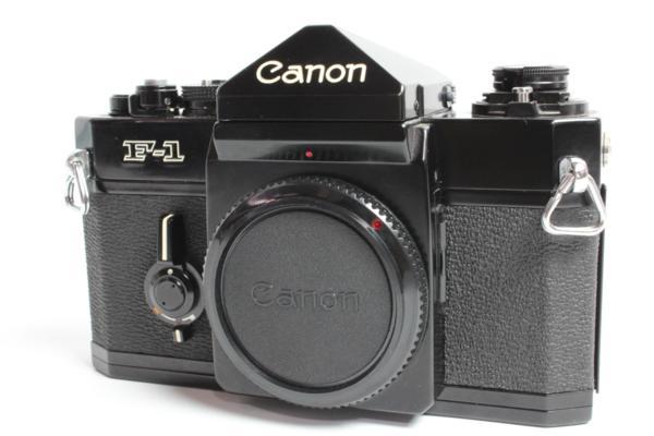 canon F-1 ボディの画像