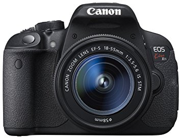 Canon EOS KISS X7iの画像