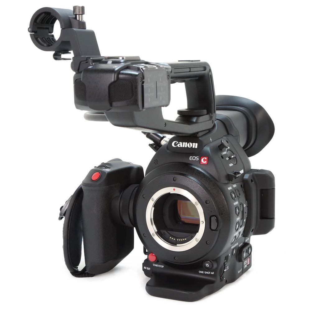 Canon デジタルシネマカメラの画像