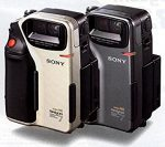 SONY CCD-SC7 液晶ハンディカム Hi8ビデオカメラ(8mmビデオプレーヤー)の画像