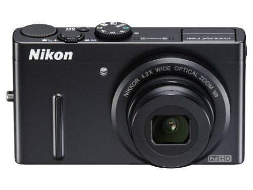 Nikon クールピクス P300 ブラックの画像
