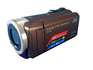 日本ビクター JVC 内蔵メモリー8GB GZ-F50-T ブラウンの画像