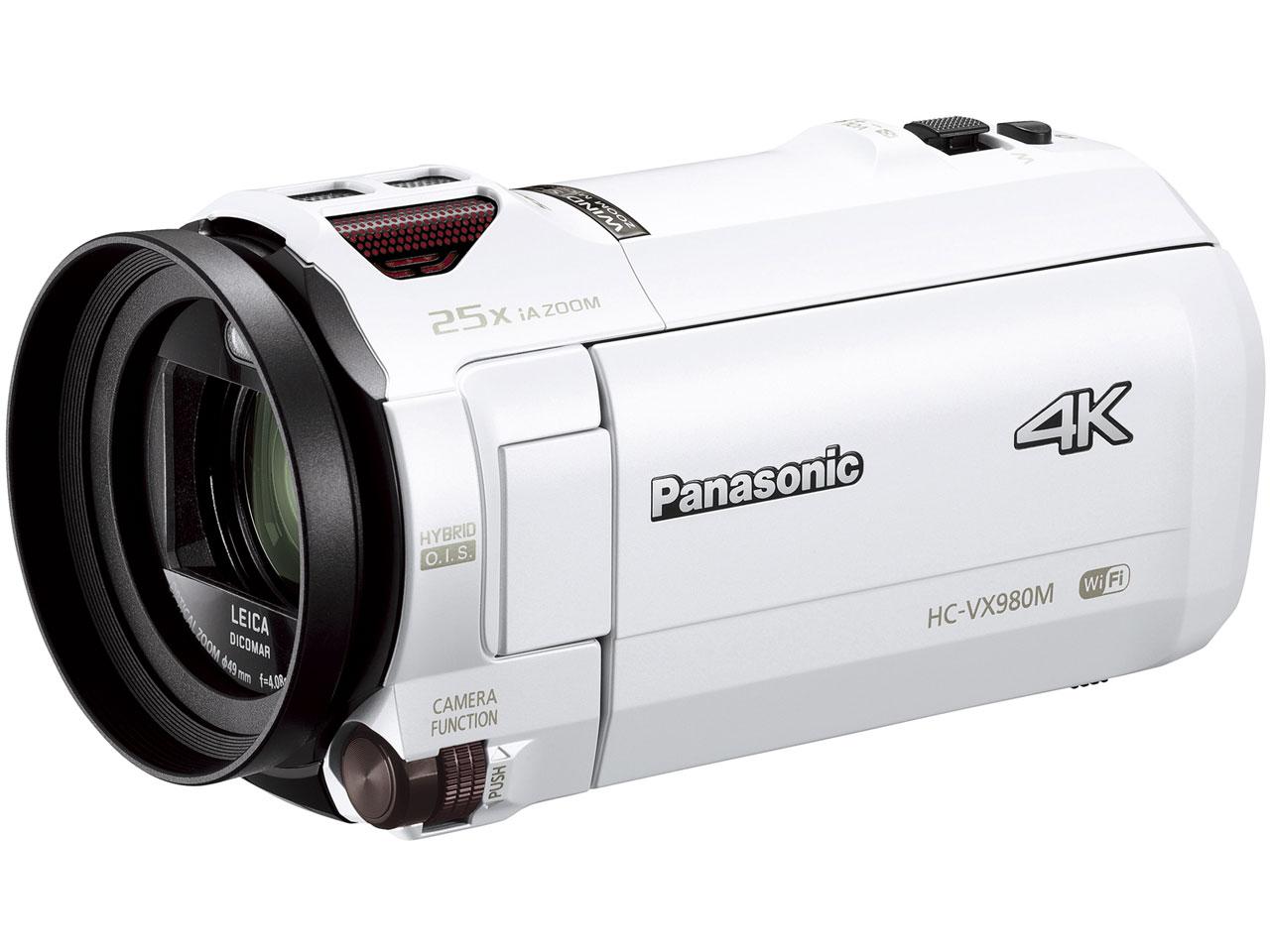 Panasonic HC-VX980M-Wの画像