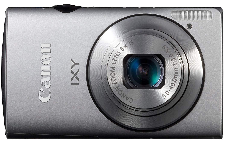 Canon IXY600F シルバーの画像