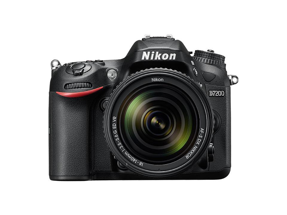 Nikon D7200の画像