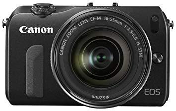 Canon EOS M2 EF-M18-55の画像